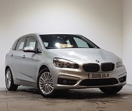 USED 2018 (18) BMW 2 SERIES 225XE LUXURY 5DR [NAV] AUTO IN GRANGEMOUTH