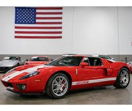 FOR SALE: 2005 FORD GT IN KENTWOOD, MICHIGAN