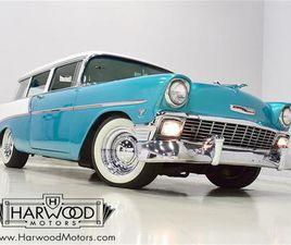 FOR SALE: 1956 CHEVROLET 210 IN MACEDONIA, OHIO