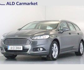 FORD MONDEO ESTATE 1.5 TD ZETEC FOR SALE IN DUBLIN FOR €19,950 ON DONEDEAL