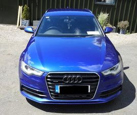 A6 4G C7 3.0 V6 QUATTRO SLINE AVANT FOR SALE IN CLARE FOR €16,000 ON DONEDEAL