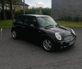 2005 MINI HATCH FOR SALE IN DUBLIN FOR €1,450 ON DONEDEAL
