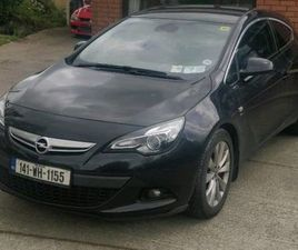 2014 OPEL ASTRA GTC 2.0CDTI 165PS SRI FOR SALE IN KILDARE FOR €7,250 ON DONEDEAL