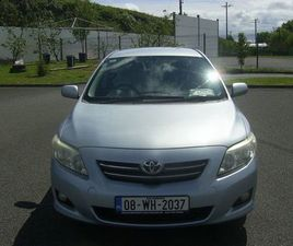 2008 TOYOTA COROLLA 1.4 PETROL NCT 4/21 FOR SALE IN CAVAN FOR €2,695 ON DONEDEAL