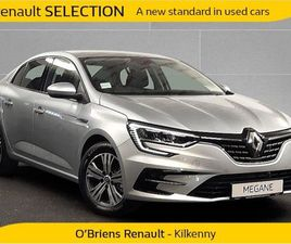 RENAULT MEGANE GRAND COUPE ICONIC 1.5 DCI 115 BHP FOR SALE IN KILKENNY FOR €32,140 ON DONE