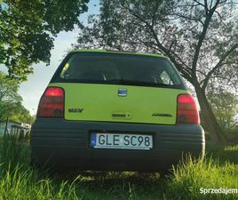 SEAT AROSA 1.0 BENZYNA WSPOMAGANIE SPRAWNY LEBA - SPRZEDAJEMY.PL