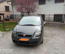FIAT ULYSSE 2.0 MJT 136 CV DYNAMIC