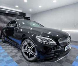 1.5 C200 EQ BOOST AMG LINE CABRIOLET G-TRONIC+ (S/S) 2DR