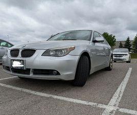2007 BMW 525XI (192KM)   CARS & TRUCKS   MISSISSAUGA / PEEL REGION   KIJIJI