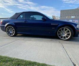 2006 BMW M3. RARE LAST YEAR FOR THE E46! | CARS & TRUCKS | CALGARY | KIJIJI