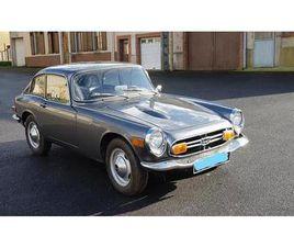 HONDA - S 800 MK2 - 1969