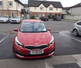 KIA CEED SPORTSWAGON 1.6 FOR SALE IN CARLOW FOR €13,500 ON DONEDEAL