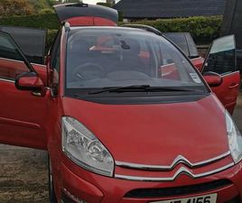 CITROEN GRAND C4 PICASSO FOR SALE IN DOWN FOR £2,850 ON DONEDEAL