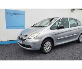CITROEN XSARA PICASSO 1.6 HDI PICASSO VTX 92BHP 0 FOR SALE IN GALWAY FOR €1,650 ON DONEDEA