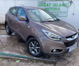 HYUNDAI IX35 1.7 COMFORT SUV DIESEL MANUAL (115BH FOR SALE IN CORK FOR €12,700 ON DONEDEAL