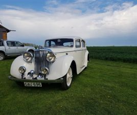 USED JAGUAR SS 1.5 SALOON IN WHITE FOR SALE   CARSITE