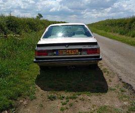 BMW, 6 SERIES, 1986, 3430 (CC)