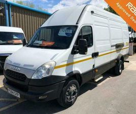 IVECO DAILY 2014 70C17 3.0TD 170BHP, 7 TON GROSS WITH WELFARE & 750KG TAIL LIFT