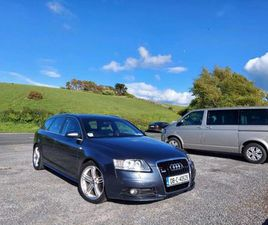 AUDI A6C6 2.0 TDI FOR SALE IN GALWAY FOR €5,500 ON DONEDEAL