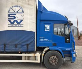 IVECO EURO CARGO FOR SALE IN TYRONE FOR €2,000 ON DONEDEAL