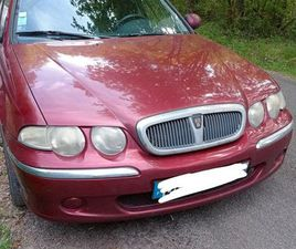 ROVER 45 TUNING