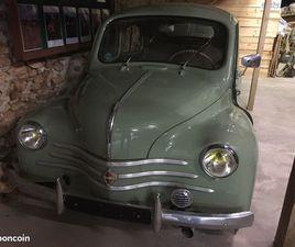 4 CV RENAULT 1956