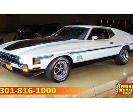 FOR SALE: 1971 FORD MUSTANG IN ROCKVILLE, MARYLAND
