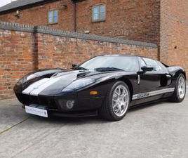 FORD GT GEN I – 50 DELIVERY MILES **SOLD**