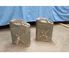 JERRY CANS FROM 43 WILLY'S JEEP | CLASSIC CARS | CORNWALL | KIJIJI