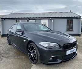 USED 2011 BMW 5 SERIES M SPORT AUTO SALOON 96,000 MILES IN GREY FOR SALE   CARSITE