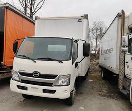 2016 HINO 195 ONLY 47000 KM!! GREAT VALUE!!