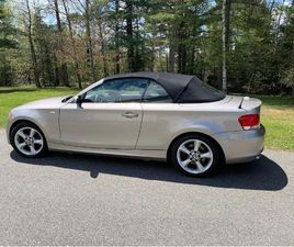 2009 BMW CABRIOLET 128I
