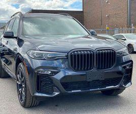 2019 BMW X7 XDRIVE40I, HUD, M PACK, 7 PASS, NAVI, 360 CAMERA   CARS & TRUCKS   MISSISSAUGA