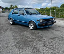 TOYOTA STARLET KP62 FOR SALE IN LIMERICK FOR €11,250 ON DONEDEAL