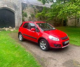 SUZUKI SX4 2/4 WHEEL DRIVE 2LTR DIESEL FOR SALE IN DUBLIN FOR €8,750 ON DONEDEAL