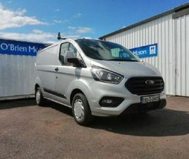 FORD TRANSIT CUSTOM 2.0TDCI 130PS 290 L2H2 TREND FOR SALE IN TIPPERARY FOR €22,500 ON DONE