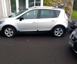 SCENIC XMOD BOSE 1.5 DCI 110 S FOR SALE IN LAOIS FOR €11,000 ON DONEDEAL