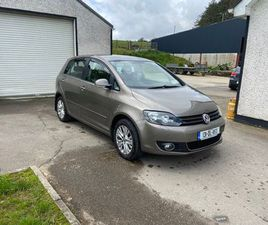 2013 VOLKSWAGEN GOLF PLUS FOR SALE IN DONEGAL FOR €7,150 ON DONEDEAL