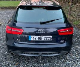 AUDI A6 AVANT FOR SALE IN DUBLIN FOR €16,000 ON DONEDEAL