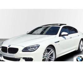 BMW SERIE 6 640DA GRAN COUPÉ DEPORTIVO O COUPÉ DE SEGUNDA MANO EN LA CORUÑA   AUTOCASION