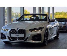 BMW 4 SERIES 2.0 420D MHT M SPORT AUTO (S/S) 2DR