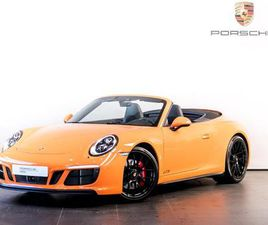 (991) CABRIOLET 3.0 450CH GTS PDK