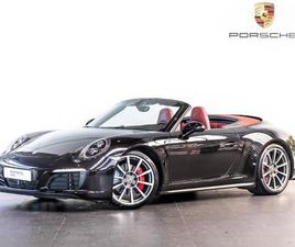 (991) CABRIOLET 3.0 420CH 4S PDK
