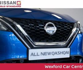 NISSAN QASHQAI NEW QASHQAI XE 1.3 MILD HYBRID FOR SALE IN WEXFORD FOR €32,395 ON DONEDEAL
