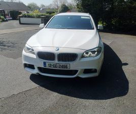 BMW 5 SERIES 530D ESTATE 3.0D 2012 FOR SALE IN LIMERICK FOR €14,999 ON DONEDEAL