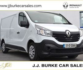 RENAULT TRAFIC LL29 BUSINESS DCI 120BHP FOR SALE IN MAYO FOR €16,950 ON DONEDEAL