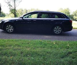 AUDI A6 3.0 TDI TIPTRONIC LEFT HAND DRIVE LHD FOR SALE IN KILDARE FOR €5,400 ON DONEDEAL
