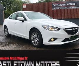MAZDA 6 2.2 SKY ACTIVE (162) FOR SALE IN LIMERICK FOR €14,450 ON DONEDEAL