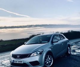 2011 KIA PROCEED FOR SALE IN ROSCOMMON FOR €4,850 ON DONEDEAL