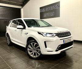 LAND ROVER DISCOVERY SPORT P300 E HYBRID FOR SALE IN DUBLIN FOR €69,950 ON DONEDEAL